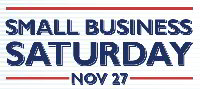 Small Business Saturday. Get the word out!