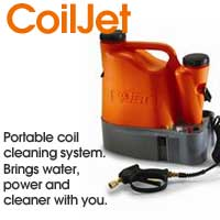 CoilJet Coil Cleaning System