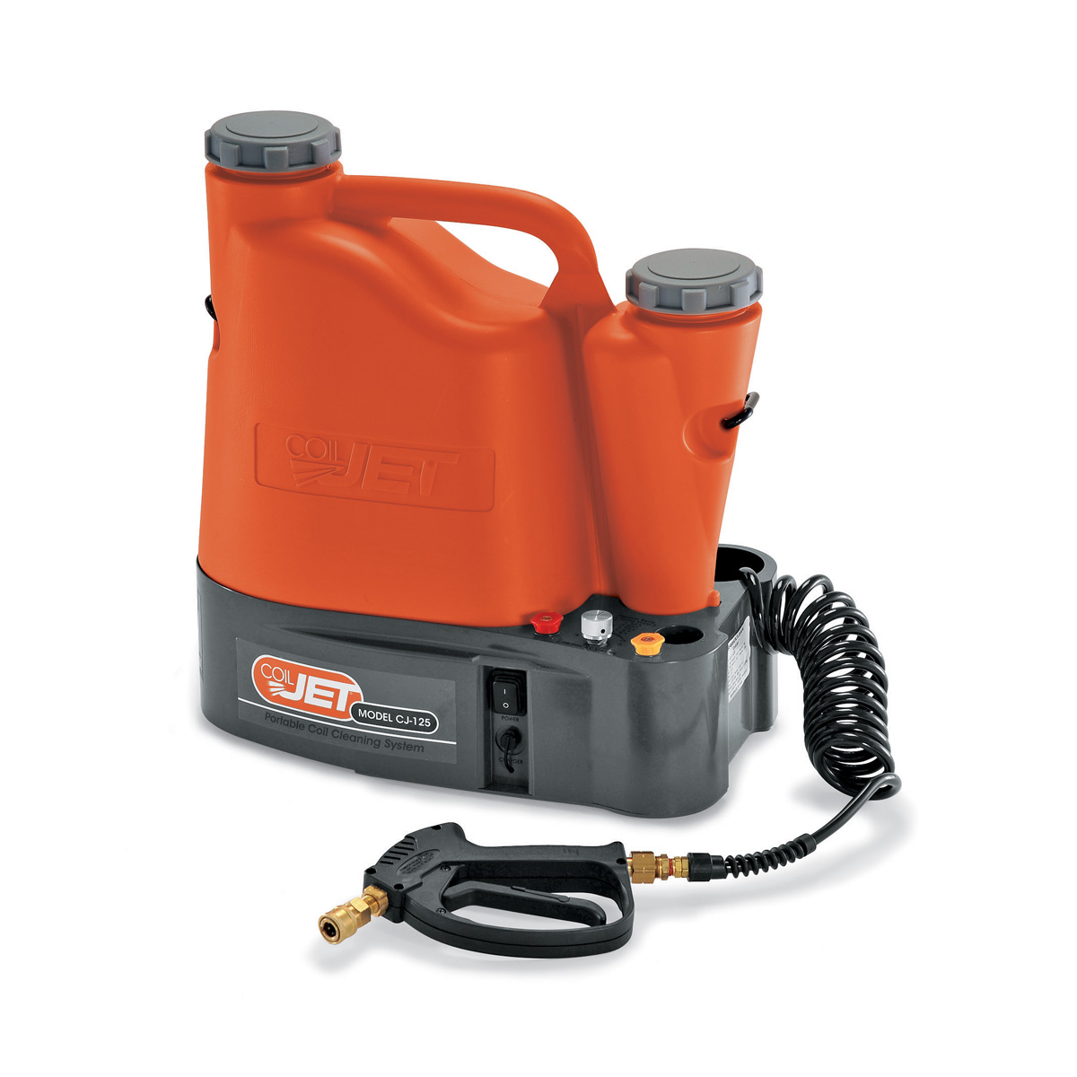 Coiljet Coil Cleaner System Hvac Coil Cleaner Speedclean