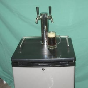 Home made Kegerator