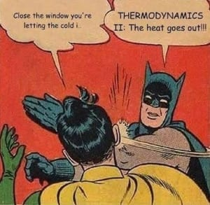 Thermodynamics Meme SpeedClean