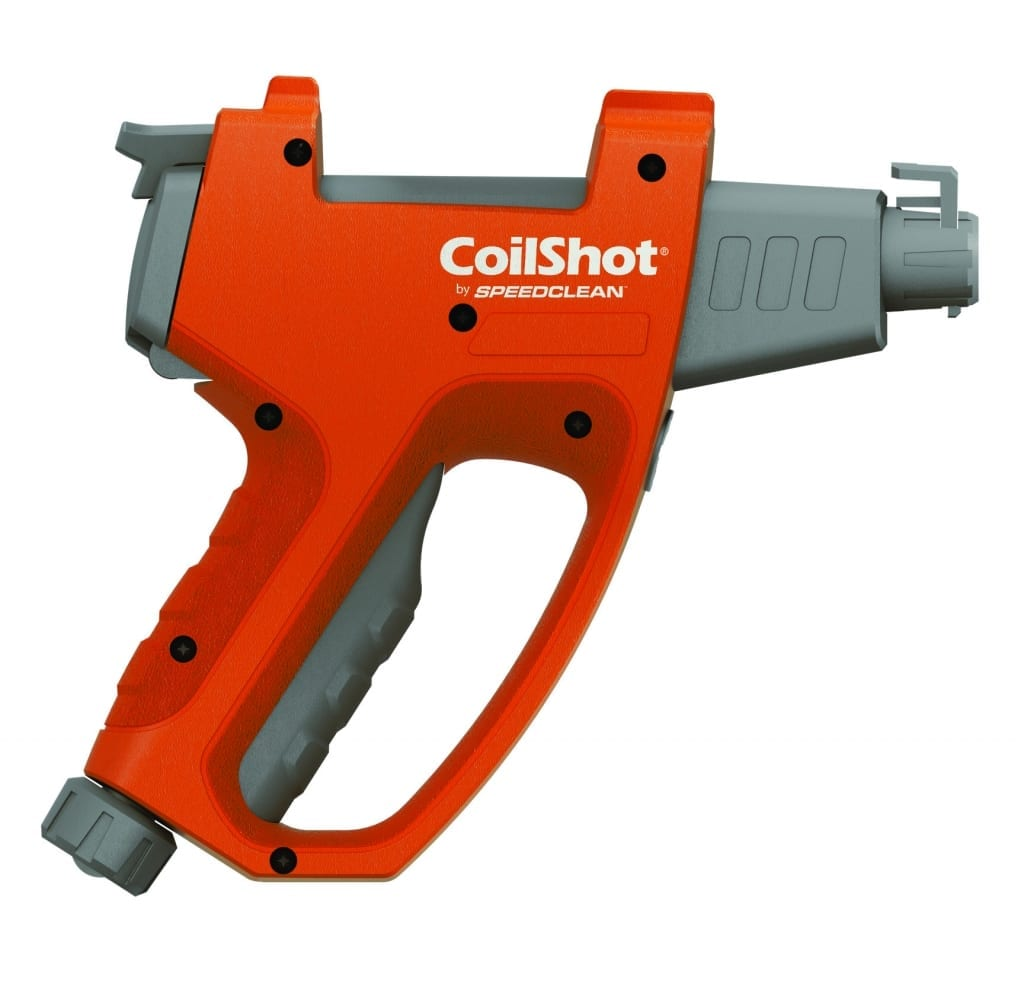CoilShot Cleaning Tool SpeedClean