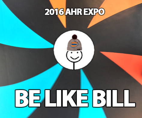 Reasons to Be Like Bill at AHR SpeedClean