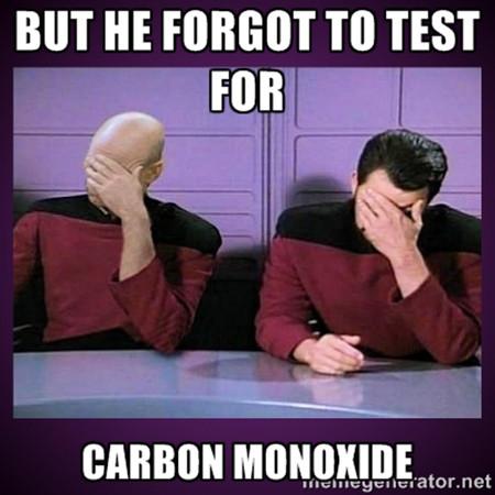 Carbon Monoxide HVAC Memes SpeedClean