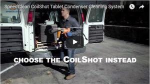 CoilShot Video SpeedClean