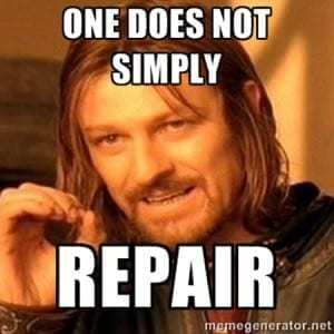Repair Funny HVAC Memes