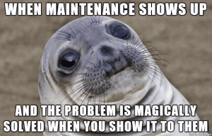 Maintenance Meme SpeedClean