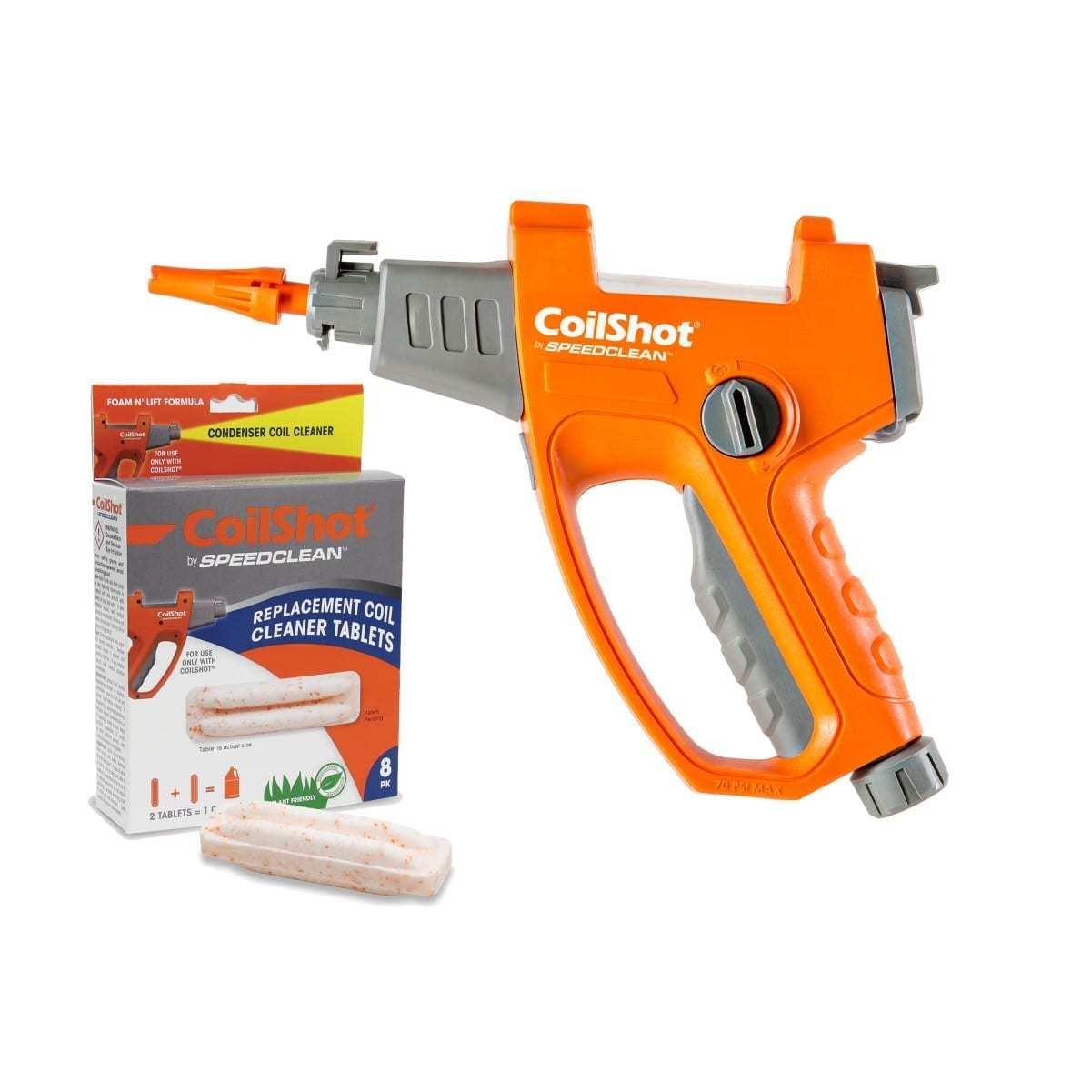 CoilShot Condenser Cleaner