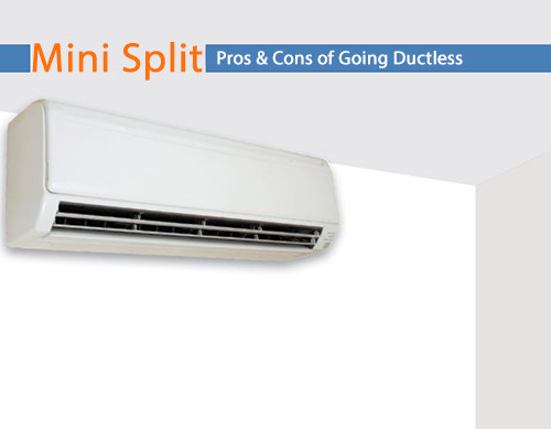Ductless Mini Split Pros Cons SpeedClean