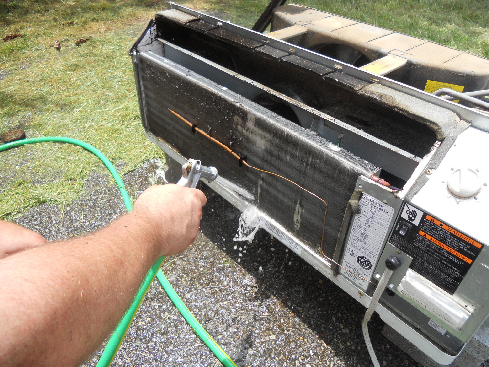 Coil Cleaning Methods