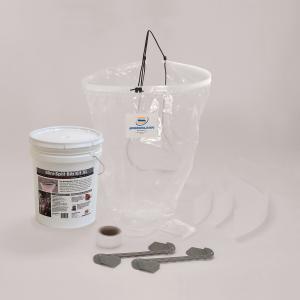 Mini Split Bib Kit XL Ductless Cleaner