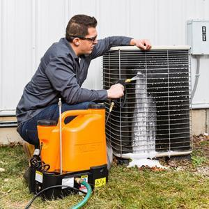 5 hvac coil cleaning tools pros and cons speedclean five hvac coil cleaning tools pros and cons sciox Gallery