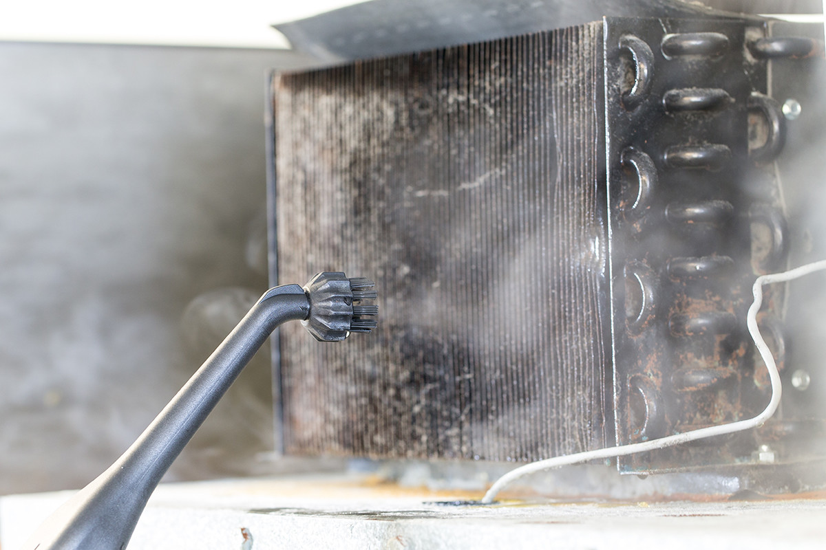 Hvac Maintenance Tools Coil Cleaning Condenser Coil